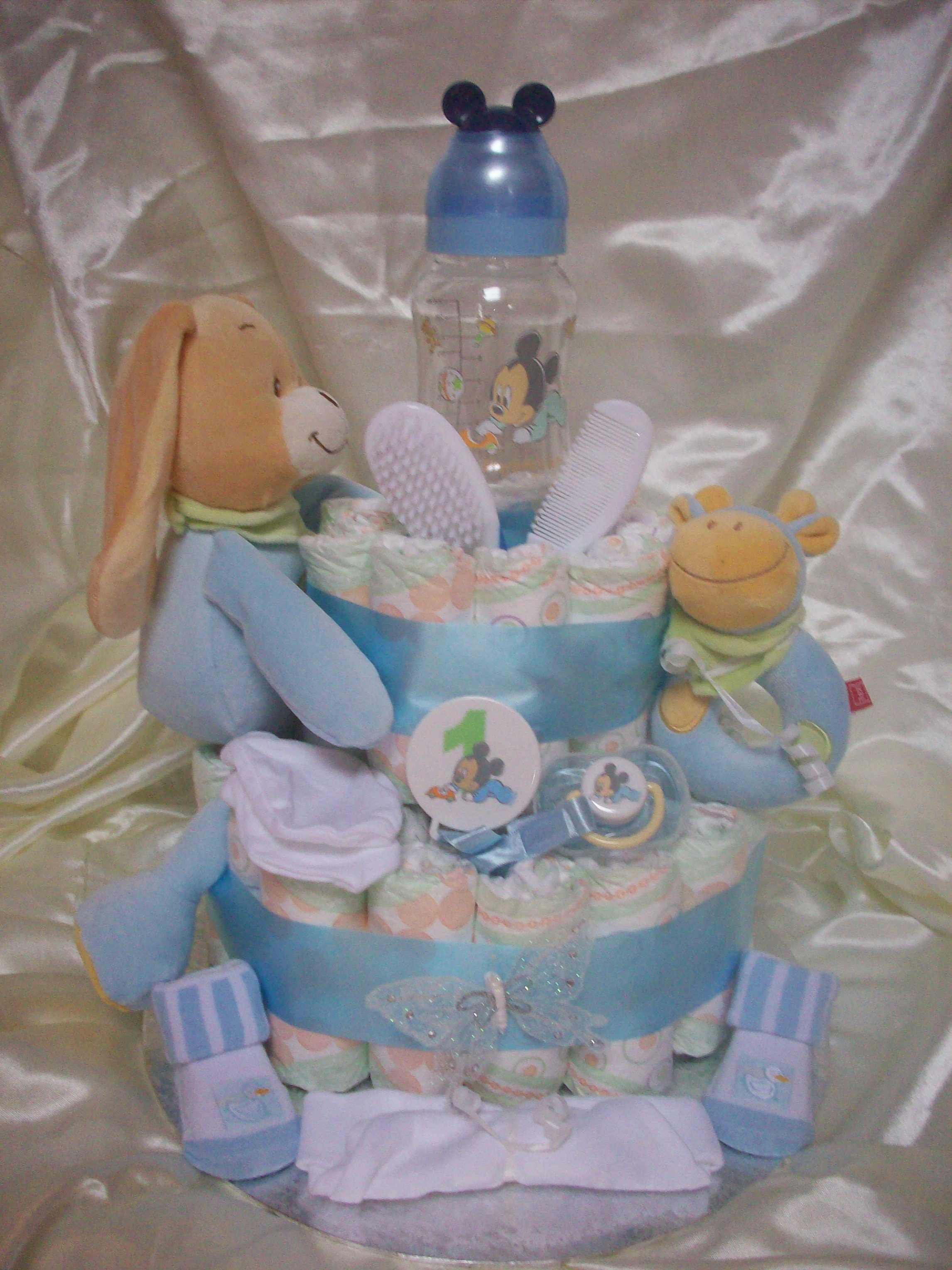 Pamper Cakes Pamper Cakes For Boys